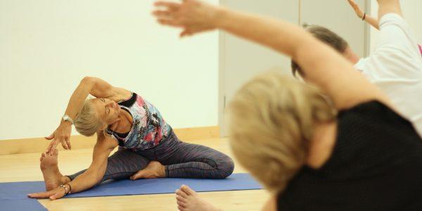 Fitness and Yoga Program
